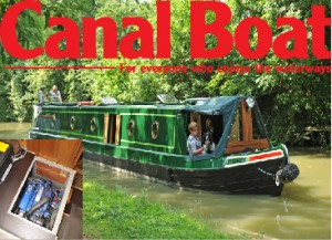 web canal boat