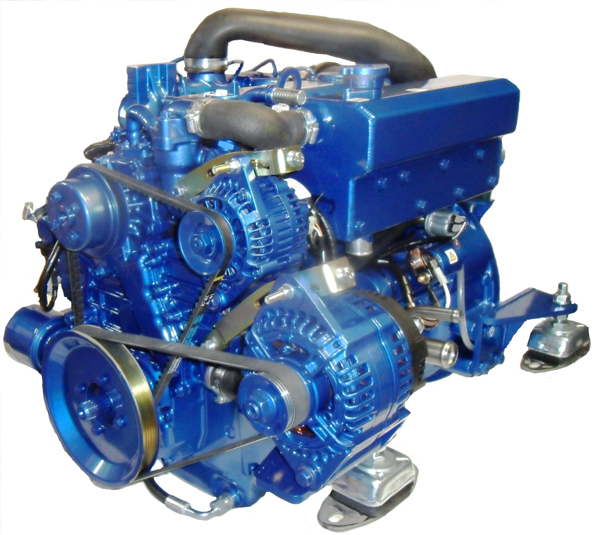 Canaline 52 Marine Engine Canaline Engines